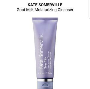 Kate Somerville goat milk moisture cleanser